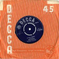Dave Berry - Little Things/I've Got A Tiger By The Tail (F 12103)